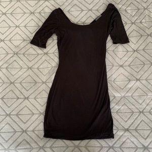 Soprano- Black Dress
